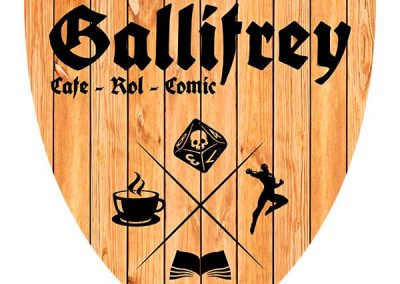 Gallifrey Café, Rol, Comic